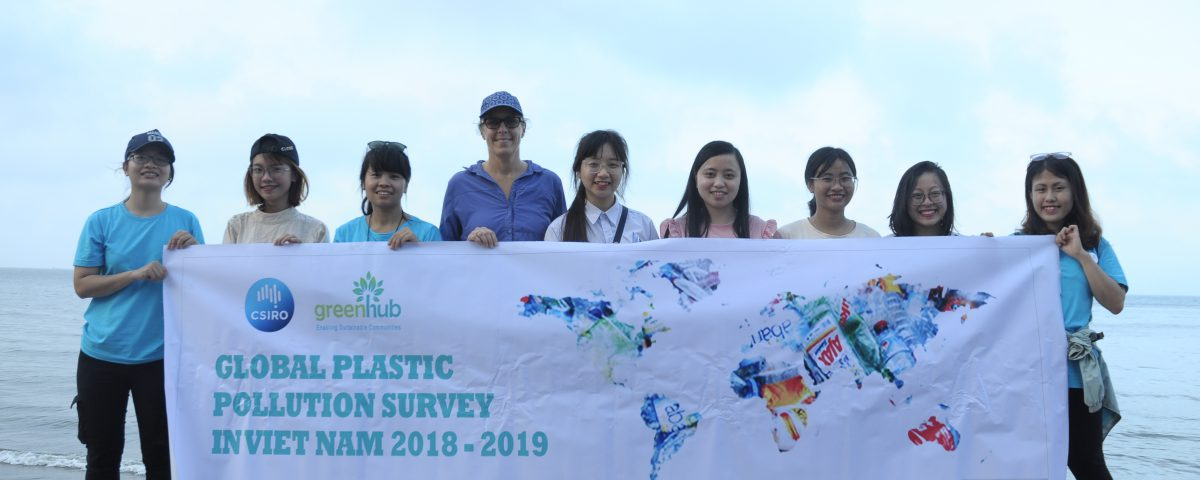 2019 - International waste pollution survey
